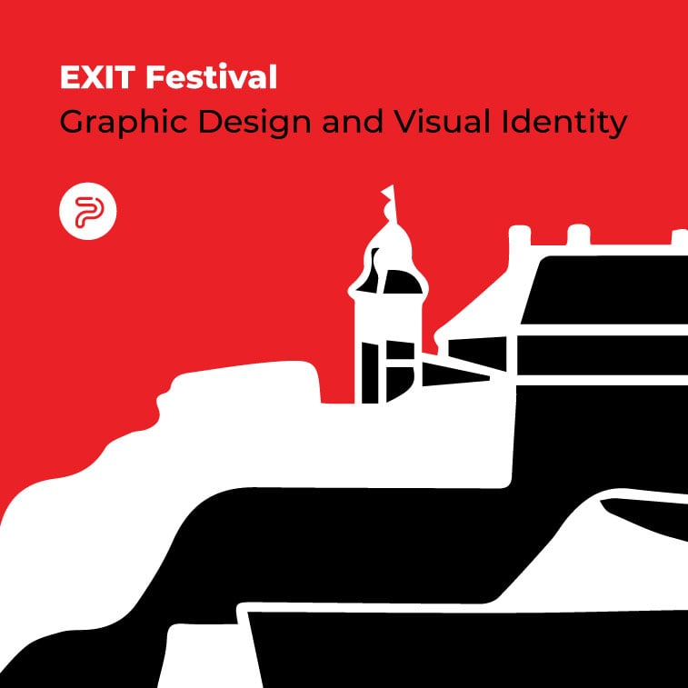 52491EXIT Festival – First-Hand Story of the Genesis of Graphic Design and Visual Identity of the Festival Brand