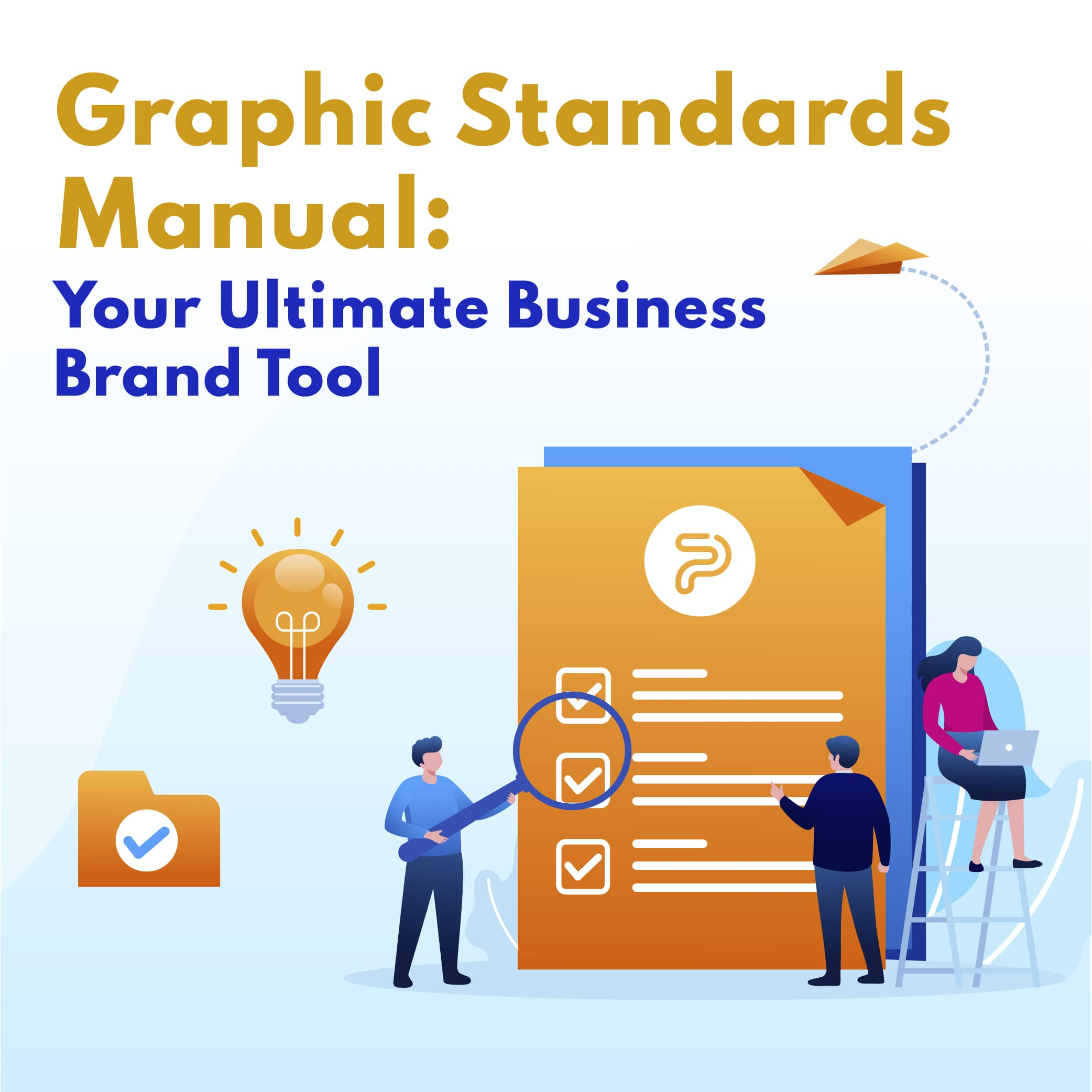 52379Graphic Standards Manual: Your Ultimate Business Brand Tool