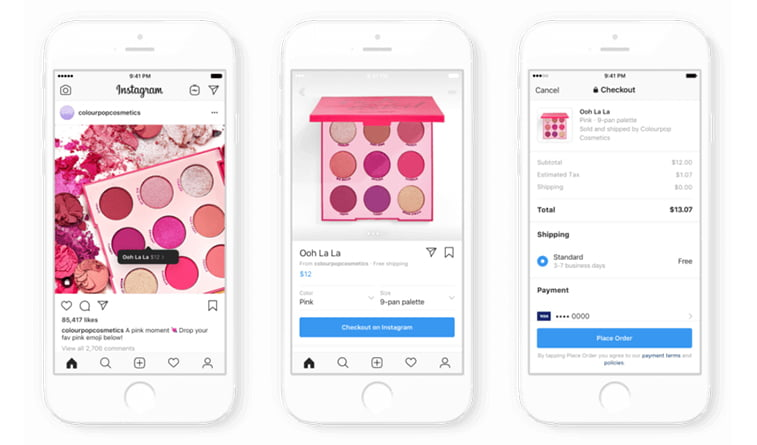 instagram for business ads