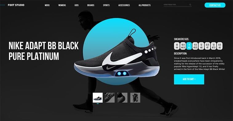 ui ux design trends 2021 product design ecommerce online store