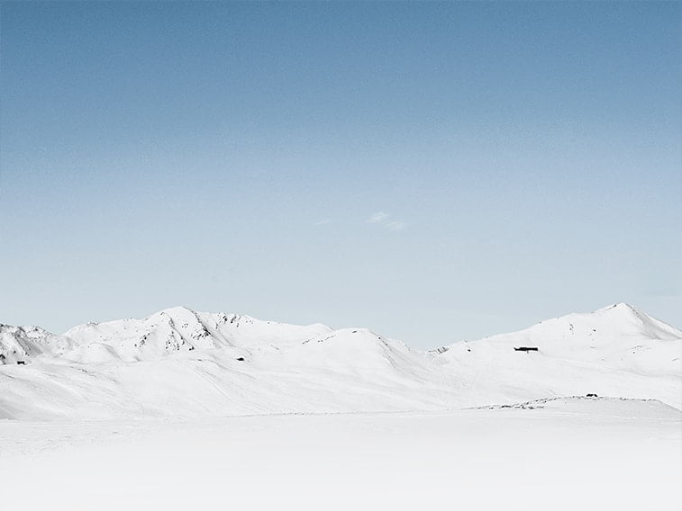 wallpaper desktop minimalism white snow mountain