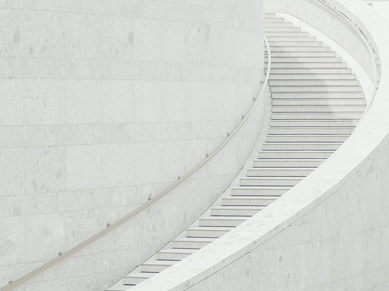 wallpaper desktop minimalism white stairs