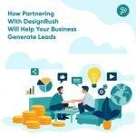 designrush partnership lead generation