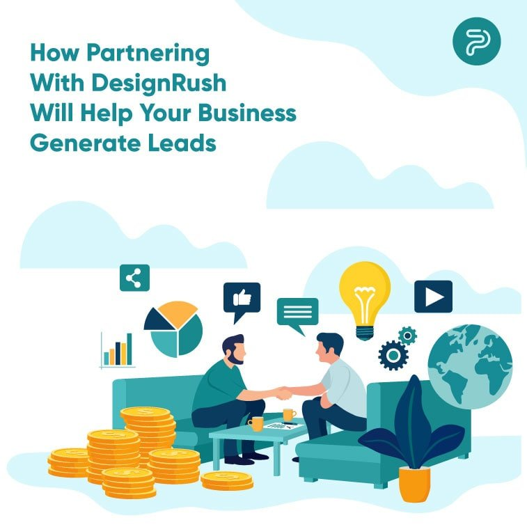 How Partnering With DesignRush Will Help Your Business Generate Leads