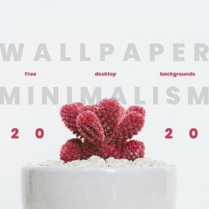 Wallpaper Minimalism – Free Desktop Backgrounds for 2020