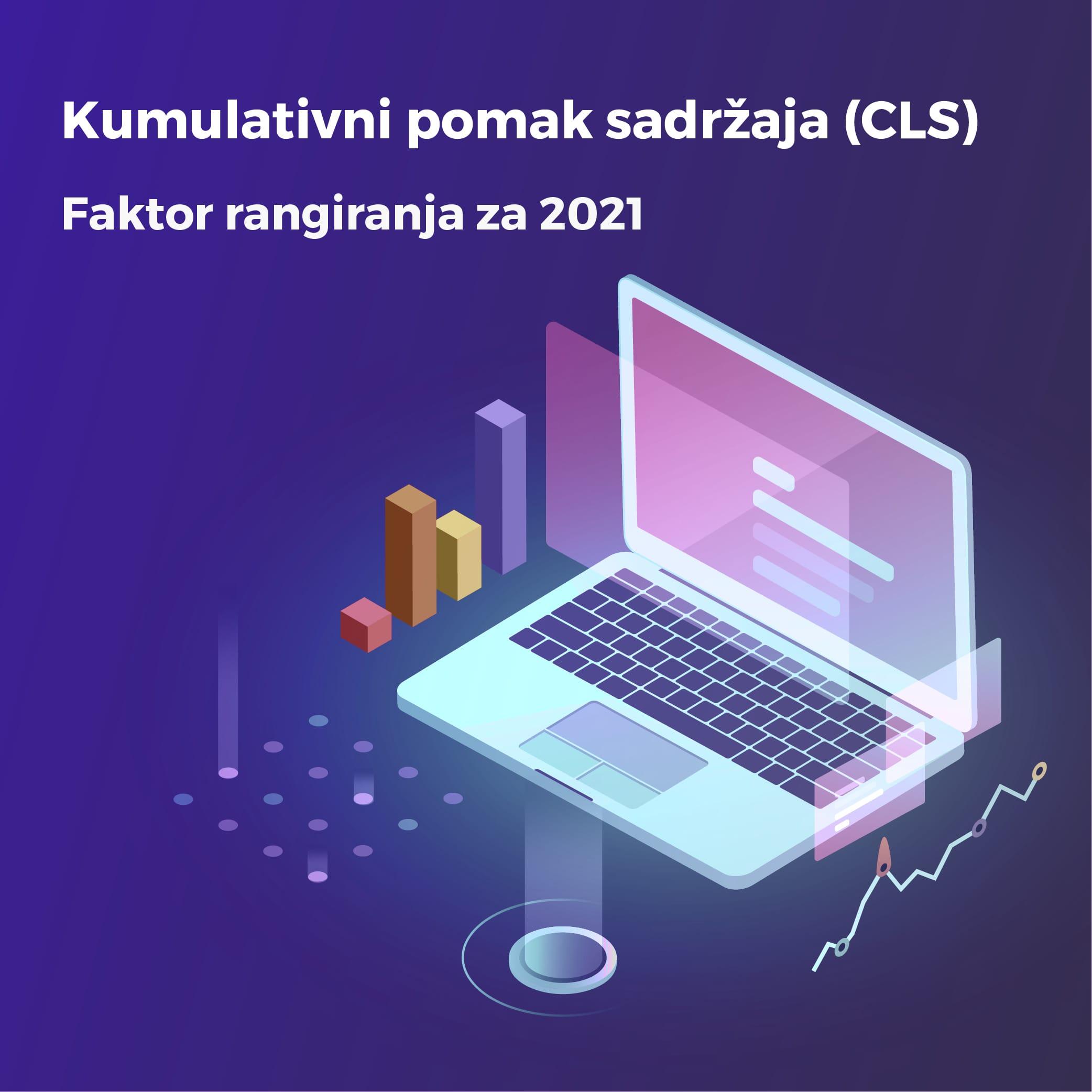 53214Kumulativni pomak sadržaja (CLS) – Faktor rangiranja za 2021.