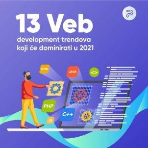 13 veb development trendova koji će dominirati u 2021.