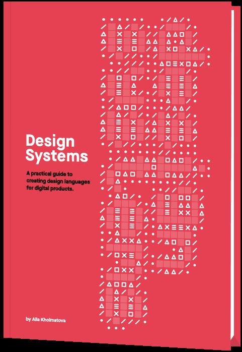 design systems book cover