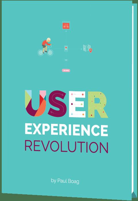 ux revolution book cover