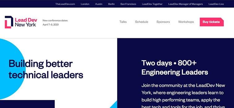 web development event