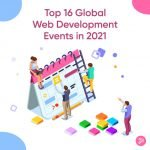 top global web development events 2021