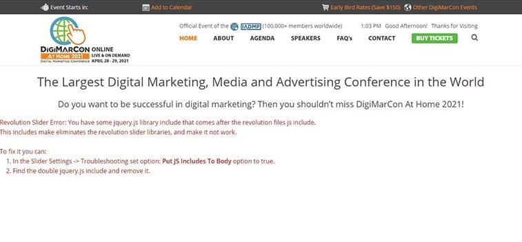 marketing media advertising conference