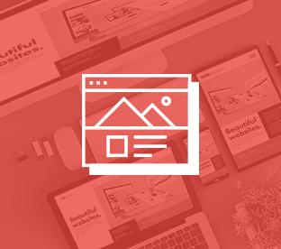 featured web design