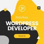 Potreban WordPress developer