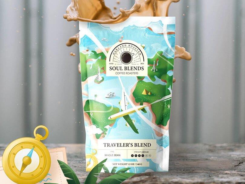 coffee packaging design ideas