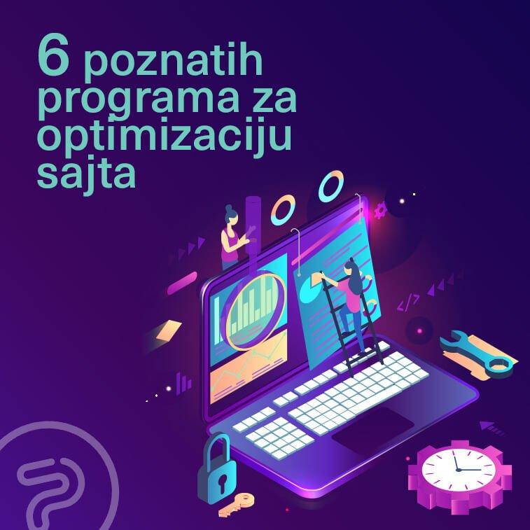 6 poznatih programa za optimizaciju sajta