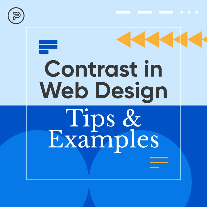 56572Contrast in Web Design: Tips and Examples