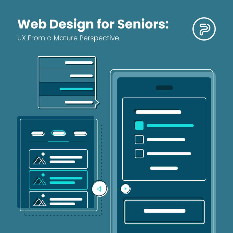 Web Design for Seniors: UX From a Mature Perspective